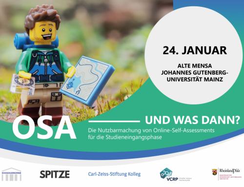 OSA – und was dann? Die Nutzbarmachung von Online-Self-Assessments für die Studieneingangsphase
