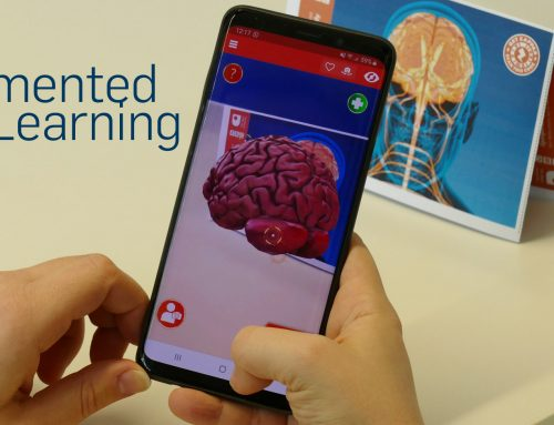 eScouts Augmented Learning – Aktives Lernen mit Augmented Reality