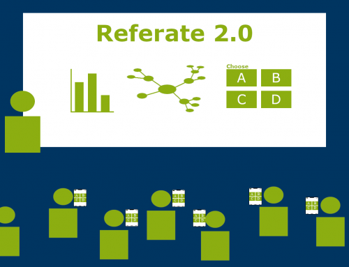 "Net[t]working-Treffen ""Referate 2.0"""