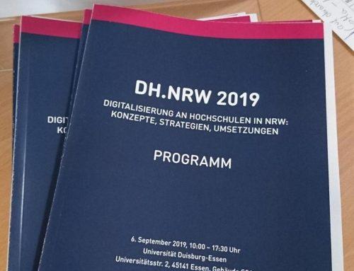 Digitalisierung an Hochschulen in NRW – Challenge accepted