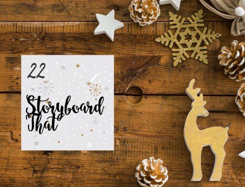 Tür 22 – StoryboardThat