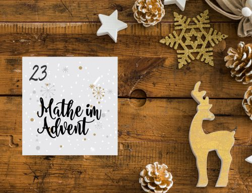 Tür 23 – Mathe im Advent