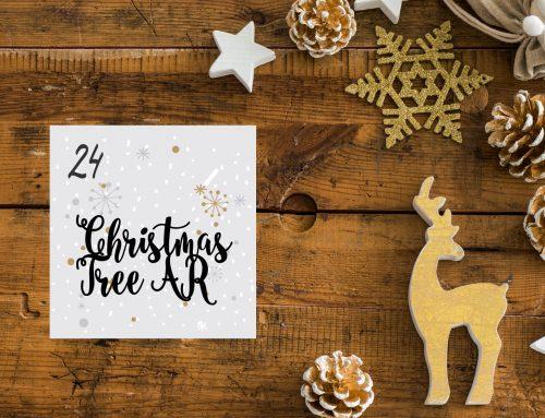 Tür 24 – Christmas Tree AR