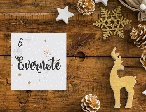 Tür 6 – Evernote