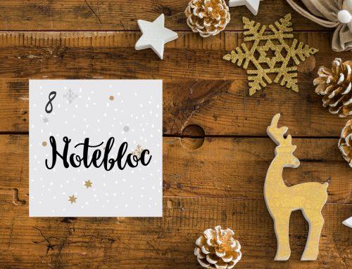 Tür 8 – Notebloc