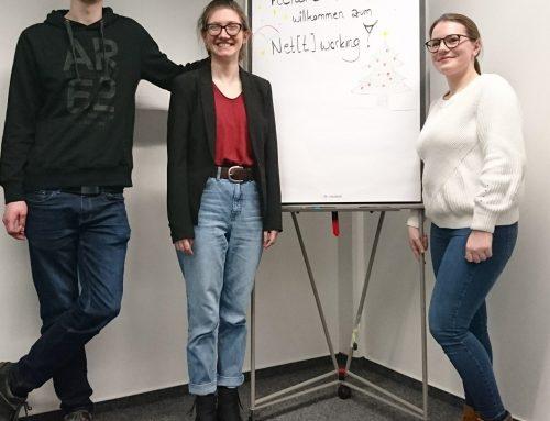 """Net[t]working-Treffen: """"Lehr- und Erklärvideos"""""""
