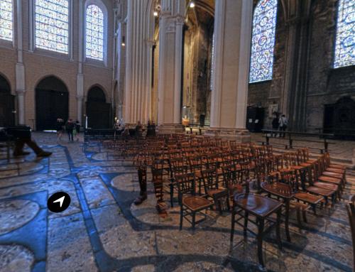 Virtuelle Touren mit 360°-Bildern für den Religionsunterricht