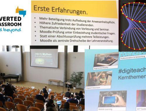 Konferenz ICM & Beyond 2020: Inverted Classroom und mehr