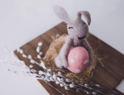 Das RUBeL-Team wünscht frohe Ostern