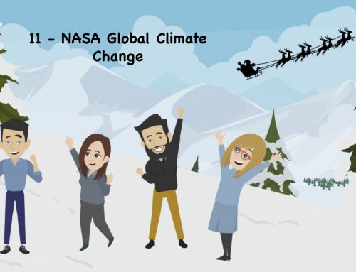 NASA Global Climate Change