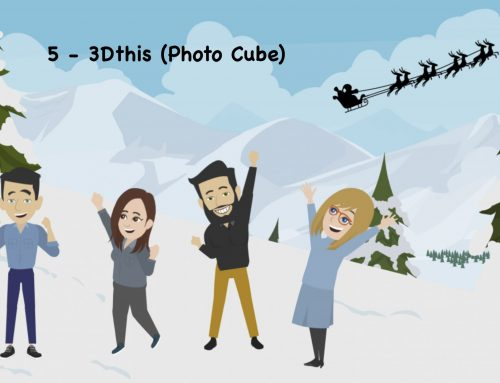 3Dthis (Photo Cube)