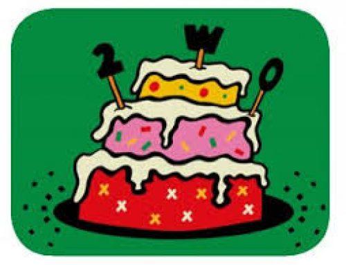 Wikis, Geburtstage und ein Hafen des Wissens