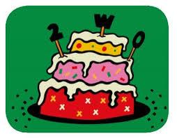 Geburtstag, Wikipedia, Torte, Wikis